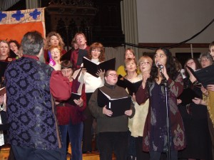 Echo Women's Choir with Suba Sankaran